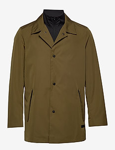 Barelto2011 - trenchcoats - medium brown