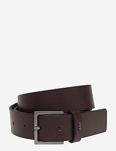 Giove-L_Sz35 - belts - dark brown