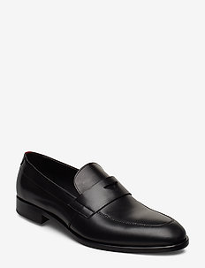 Midtown_Loaf_bupe - loafers - black