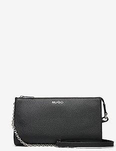 Victoria Minibag C-P - clutches - black