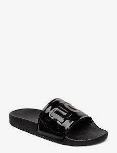 Time Out Slide-P - pool sliders - black
