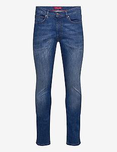 HUGO 734 - skinny jeans - bright blue