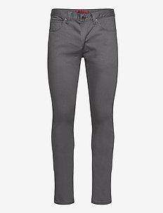 HUGO 734 - slim jeans - dark grey