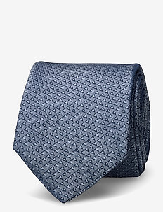 Tie cm 6 - krawatten - light/pastel blue