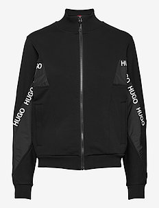 Nanie - sweatshirts - black