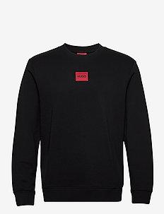 Diragol - basic sweatshirts - black