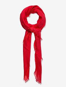 Women-Z 506_2 - tørklæder - bright red