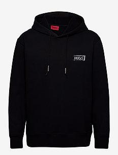 Downsville - basic sweatshirts - black