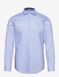 Kery - basic skjorter - light/pastel blue