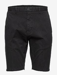 GlenS203D - chinos shorts - black