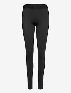 Delessie - leggings - black