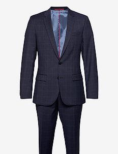 Henry/Getlin204 - einreiher anzüge - dark blue