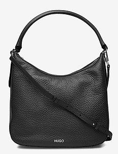 Phoebe Hobo - handväskor - black