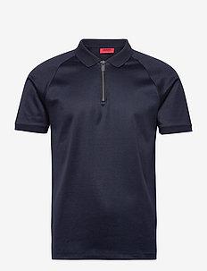 Dapir - kortermede - dark blue