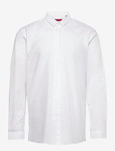 Etran - businesskjorter - open white