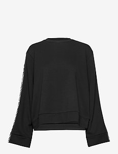 Dalara - sweatshirts - black