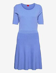 Shanequa - strikkjoler - turquoise/aqua