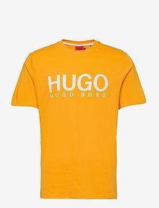 Dolive212 - kortærmede t-shirts - bright orange