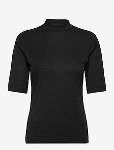 Dasiri - t-shirts - black