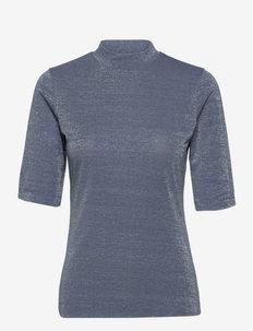 Dasiri - t-shirts - bright blue