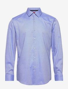 Koey - basic-hemden - light/pastel blue