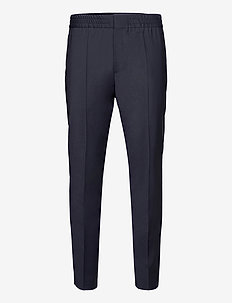 Howard212X - suitbukser - dark blue