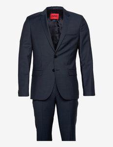 Arti/Hesten212 - kostuums met enkele rij knopen - dark blue