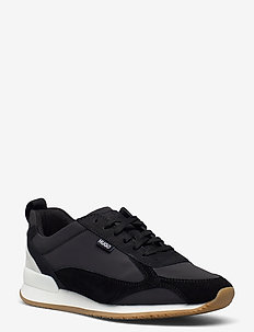 Jamie LaceUp-nyco - lave sneakers - black