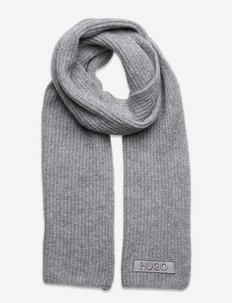 Women-Z 680 - szaliki zimowe - medium grey