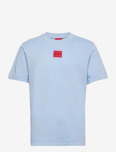 Diragolino_D - kortærmede t-shirts - light/pastel blue