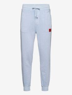 Doak_D - spodnie dresowe - light/pastel blue