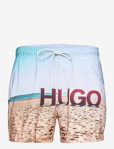 BEECH - shorts de bain - open blue