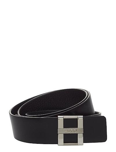 Hugo Belt 3,5 cm-AS - BLACK