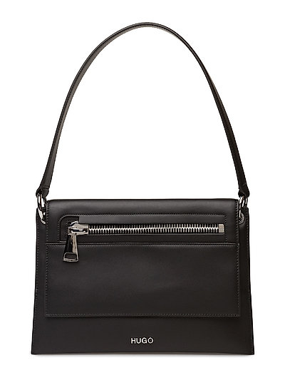 Hoxton Shoulder Bag - BLACK