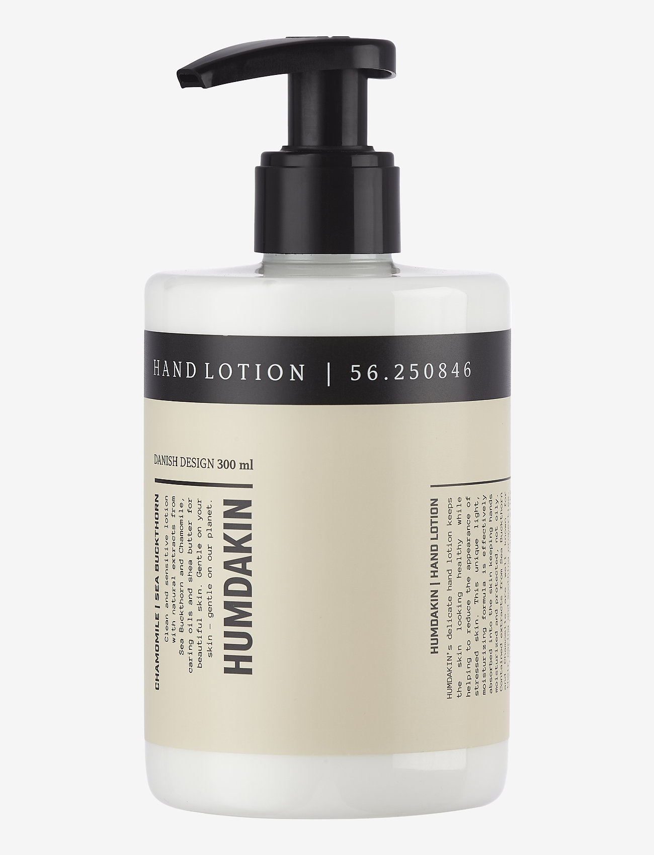 Humdakin - 01 hand lotion - chamomile and sea - handkräm & fotkräm - clear - 1