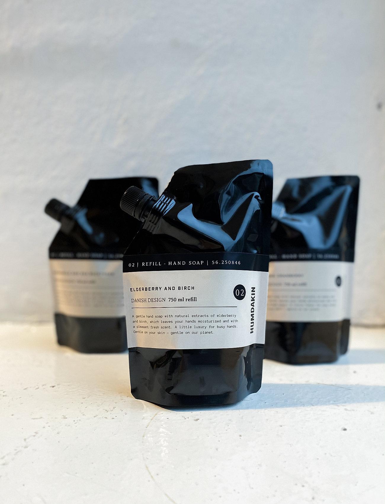 Humdakin - 02 hand soap - 750 ml refill - handtvål - natural - 0