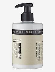 Humdakin - 03 hand lotion - peony and cranberr - handkräm & fotkräm - clear - 1