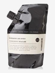 Humdakin - 02 hand soap - 750 ml refill - handtvål - natural - 1