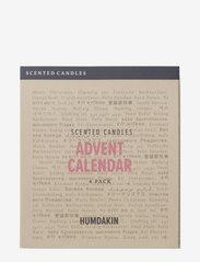Humdakin - Scented candles - Advent Calendar - - adventskalender - advent calendar - 0