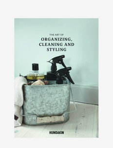 Book: The art of organizing, cleani - bøker - natural