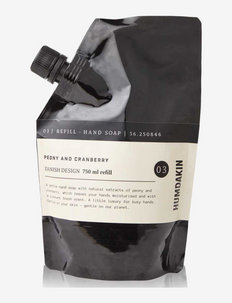 03 hand soap - 750 ml refill - håndsæbe - natural