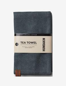Organic tea towel - 2 pack - keittiöpyyhkeet - green seaweed