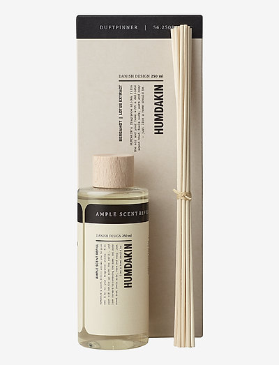 Scent refill AMPLE - doftpinnar - clear