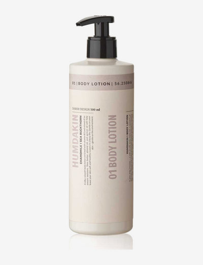 01 Body Lotion 500 ml - chamomile a - body lotion - natural