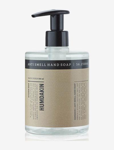 Anti smell hand soap - håndpleje - clear