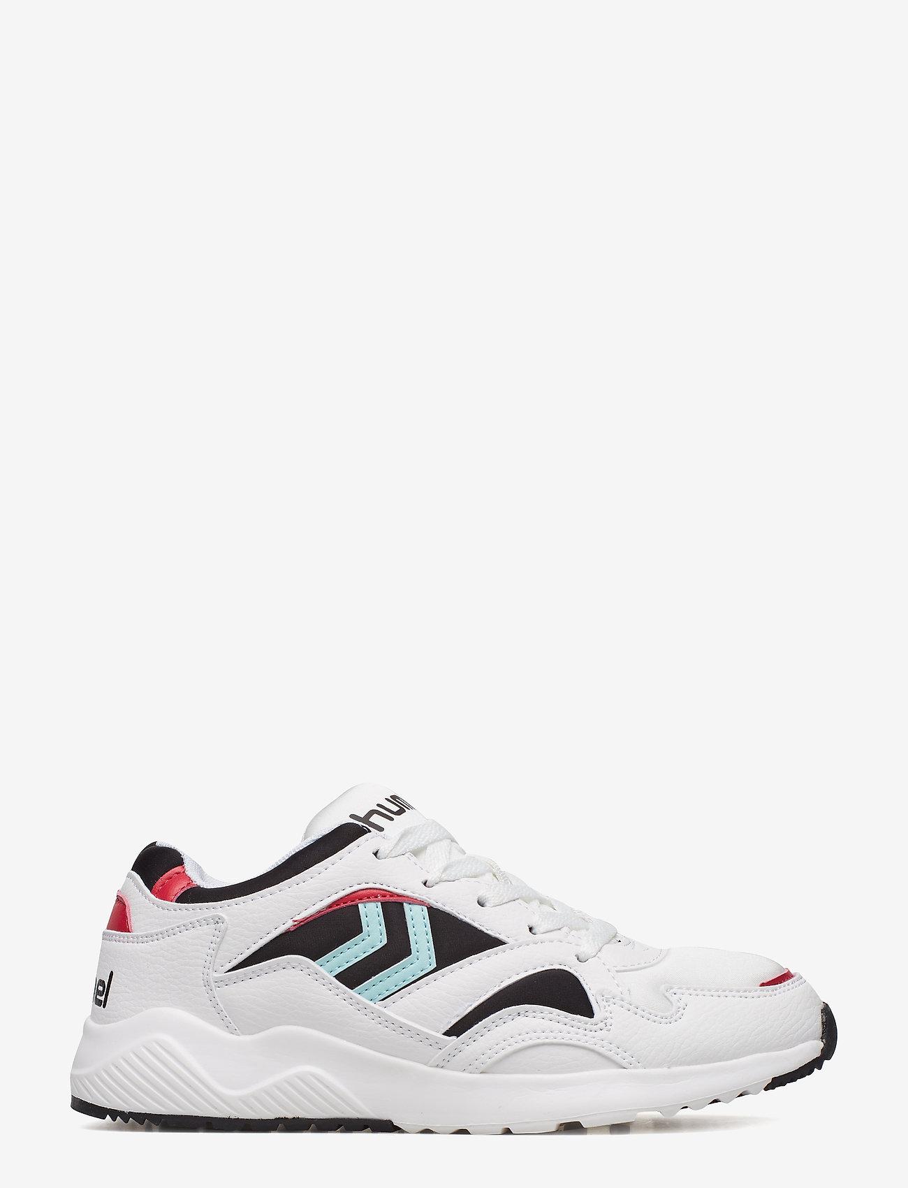 Hummel Hive - EDMONTON OG - chunky sneakers - white