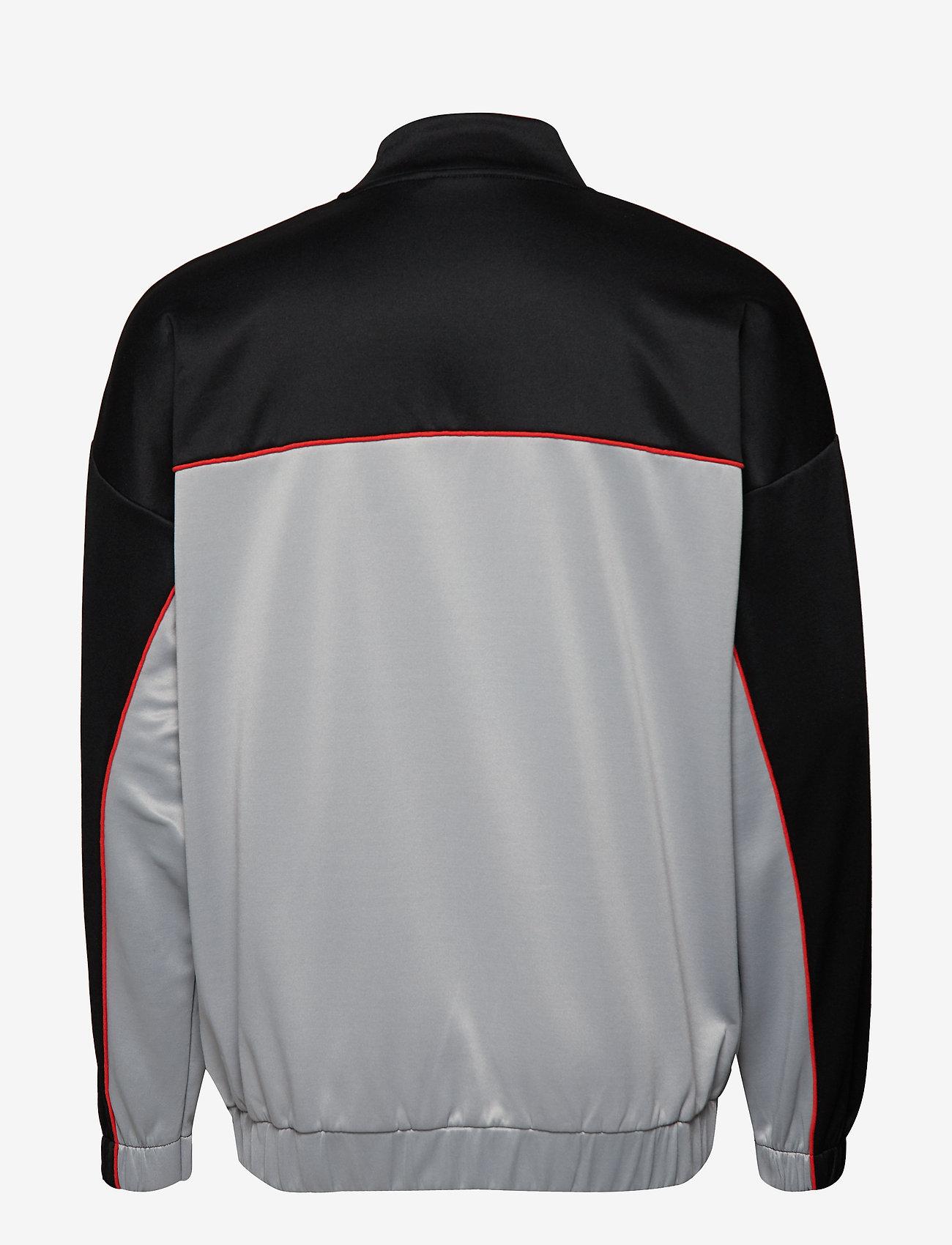 Hmlarne Zip Jacket (Black) - Hummel Hive IN906t