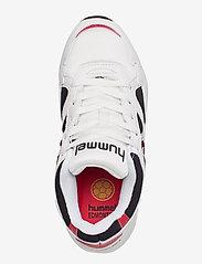 Hummel Hive - EDMONTON OG - chunky sneakers - white - 3