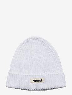 hmlALVA BEANIE - mutsen - white