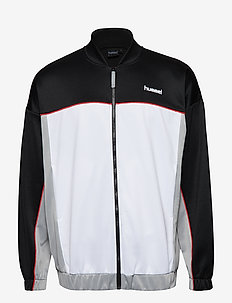hmlARNE ZIP JACKET - track jackets - black